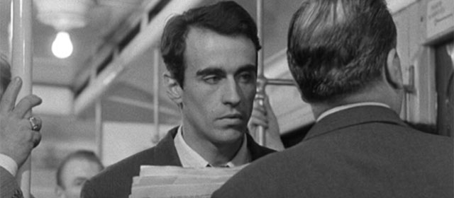 Martin LaSalle dans Pickpocket (1959)