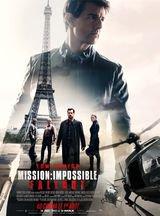 Affiche de Mission : Impossible - Fallout (2018)