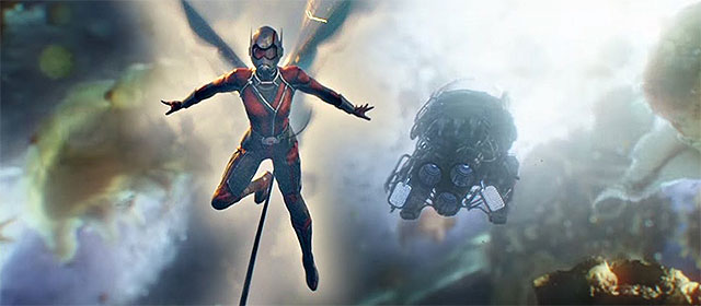Ant-Man et la Guêpe (2018)