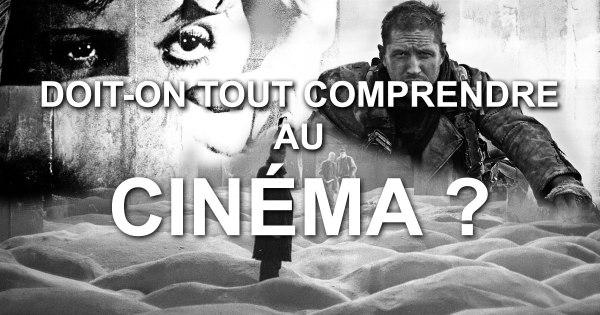Doit-on tout comprendre au cinéma ?