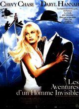 Affiche des Aventures d'un homme invisible (1992)