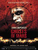 Affiche de Ghosts of Mars (2001)
