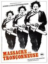 Affiche de Massacre à la tronçonneuse (1974)