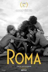 Affiche de Roma (2018)