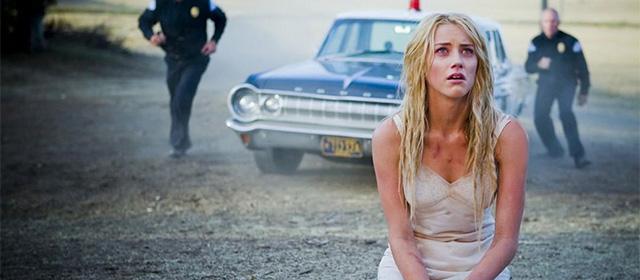 Amber Heard dans The Ward (2011)