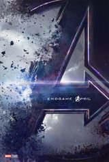 Affiche provisoire d'Avengers : Endgame (2019)