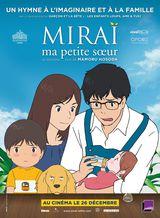 Affiche de Miraï, ma petite soeur (2018)