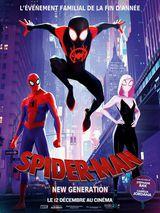 Affiche de Spider-Man : New Generation (2018)