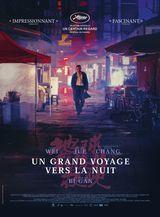Affiche d'Un grand voyage vers la nuit (2019)