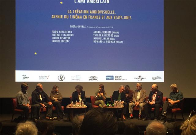 Conférence au Cinéma des Cinéastes