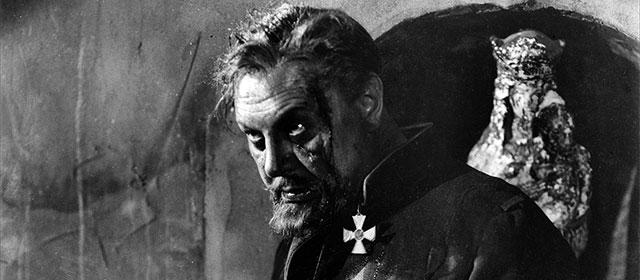 Emil Jannings dans Crépuscule de gloire (1928)