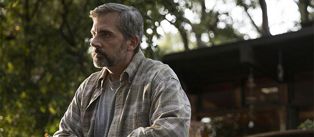 Steve Carell dans My Beautiful Boy (2019)