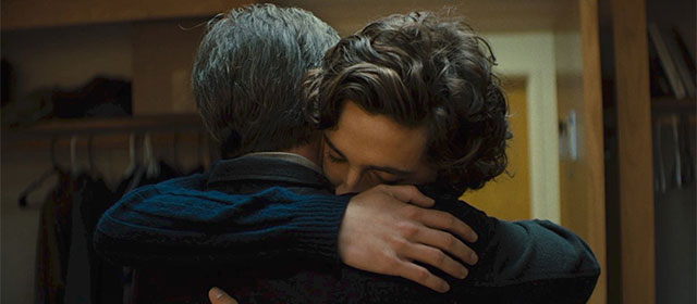Steve Carell et Timothée Chalamet dans My Beautiful Boy (2019)