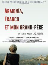 Affiche d'Armonia, Franco et mon grand-père (2019)