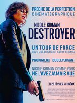 Affiche de Destroyer (2019)