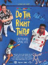 Affiche de Do The Right Thing (1989)