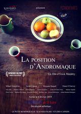 Affiche de La Position d'Andromaque (2019)