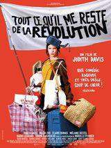 Affiche de Tout ce qu'il me reste de la révolution (2019)