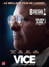 Affiche de Vice (2019)
