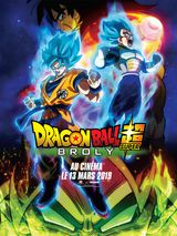 Affiche de Dragon Ball Super : Broly (2019)