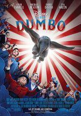 Affiche de Dumbo (2019)