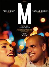 Affiche de M (2019)