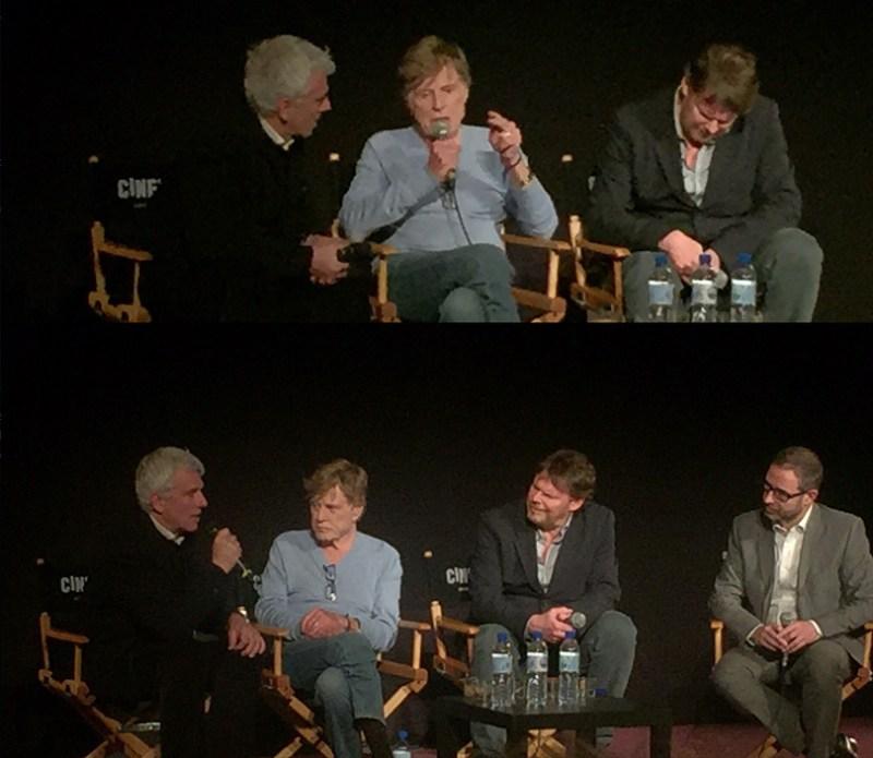 Robert Redford à la Cinémathèque Française (2019)