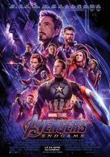 Affiche d'Avengers : Endgame (2019)