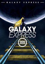 Affiche de Galaxy Express 999 (1979)
