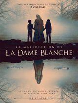 Affiche de La Malédiction de la Dame blanche (2019)