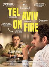 Affiche de Tel Aviv On Fire (2019)