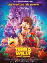 Affiche de Terra Willy - Planète Inconnue (2019)