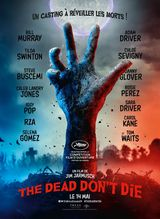 Affiche de The Dead Don't Die (2019)