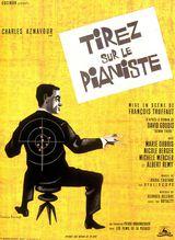Affiche de Tirez sur le pianiste (1960)