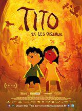 Affiche de Tito et les Oiseaux (2019)