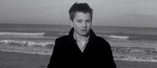 Jean-Pierre Léaud dans Les Quatre Cents Coups (1959)