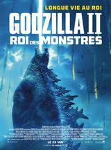 Affiche de Godzilla II : Roi des monstres (2019)