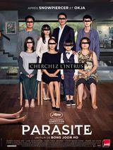 Affiche de Parasite (2019)