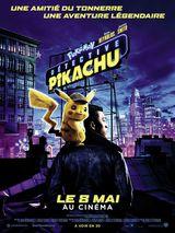 Affiche de Pokémon Détective Pikachu (2019)