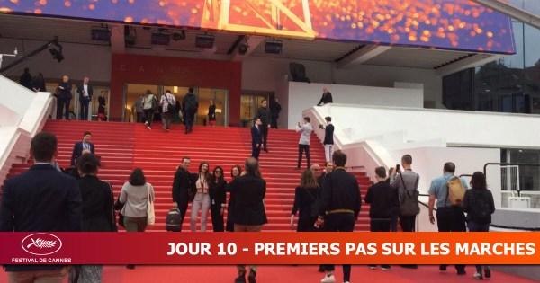 Cannes 2019 - Jour 10 - Premiers pas sur les marches