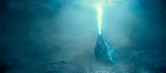 Godzilla II : Roi des monstres (2019)