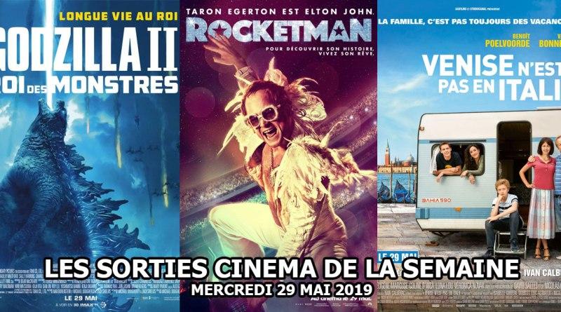Les sorties cinéma de la semaine - mercredi 29 mai 2019