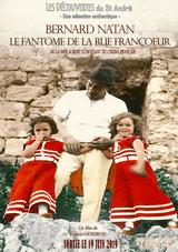 Affiche de Natan, le fantôme de la rue Francoeur (2019)