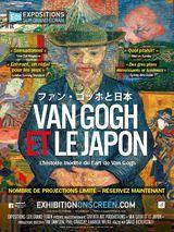 Affiche de Van Gogh et le Japon (2019)