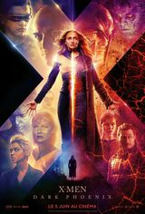 Affiche de X-Men : Dark Phoenix (2019)