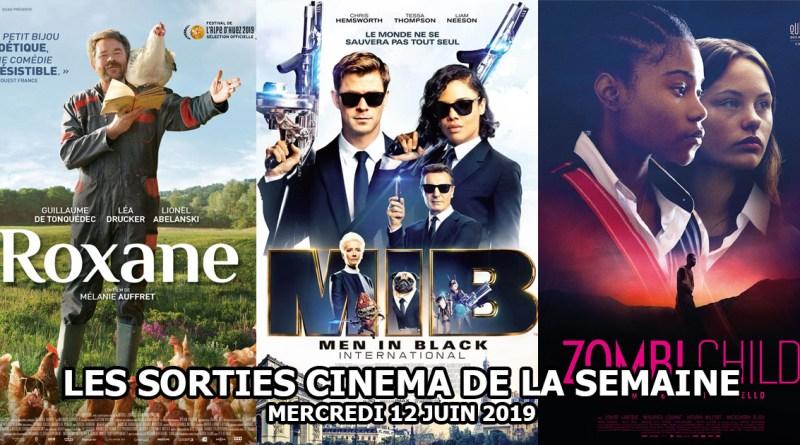 Les sorties cinéma de la semaine - mercredi 12 juin 2019