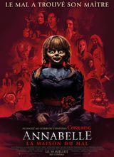 Affiche d'Annabelle : La Maison du Mal (2019)