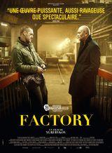 Affiche de Factory (2019)
