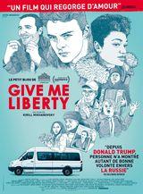 Affiche de Give Me Liberty (2019)