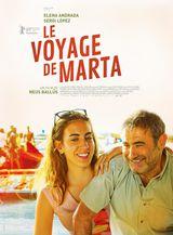 Affiche du Voyage de Marta (2019)